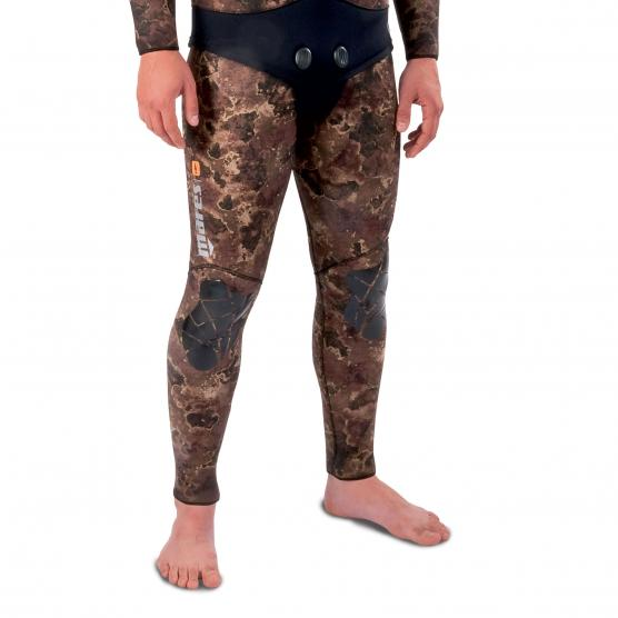 MARES TROUSERS INSTINCT CAMO BROWN 3,5MM