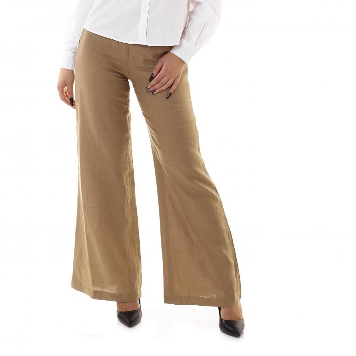 MARKUP PURE LINEN TROUSERS
