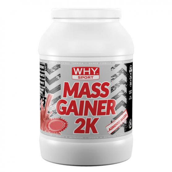 WHY SPORT Mass Gainer 2K Cacao