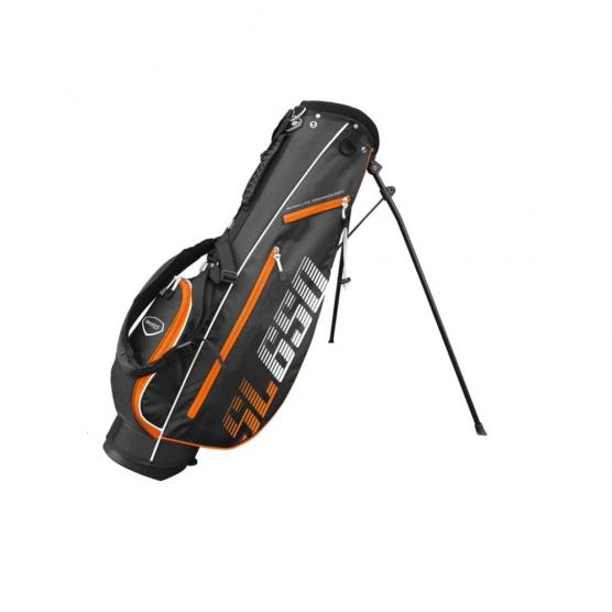 MASTER SL650 SUPALITESTAND BAG BLACK ORANGE
