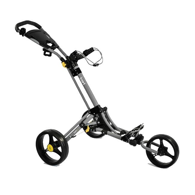 MASTERS I CART GO 3 WHEEL TROLLEY