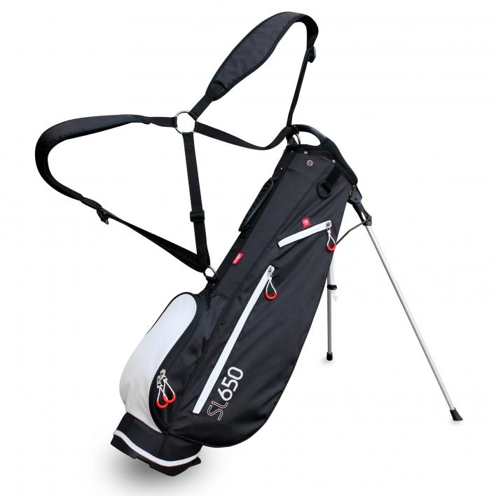 MASTERS SL650 STANDBAG BLACK/WHITE