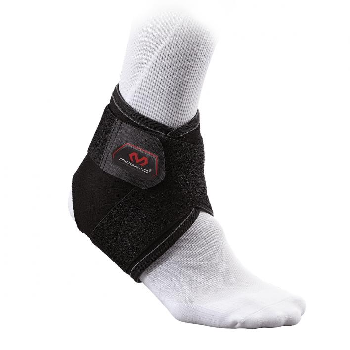 MC DAVID Universal Neoprene Ankle Guard With Velcro