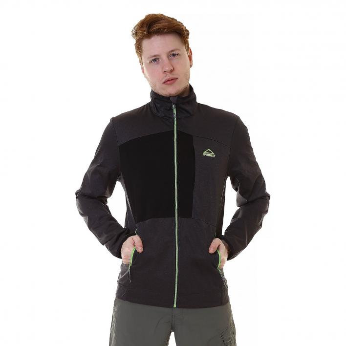 MCKINLEY CLIFTON LIGHT SOFTSHELL JKT