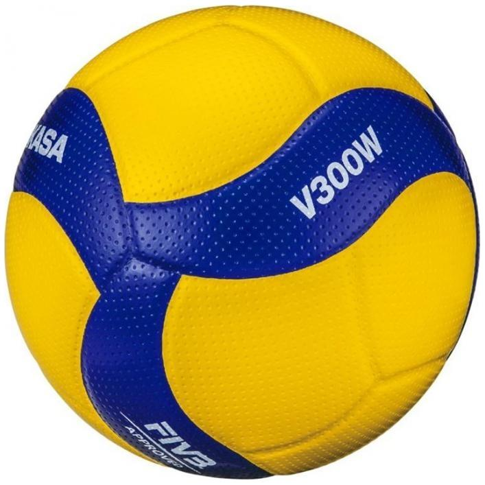 MIKASA V300W  GAME BALL VOLLEYBALL APPROVED FIVB