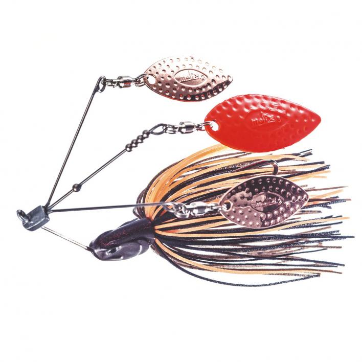 MOLIX LOVER SPINNERBAIT 1/2 OZ MUD VEIN