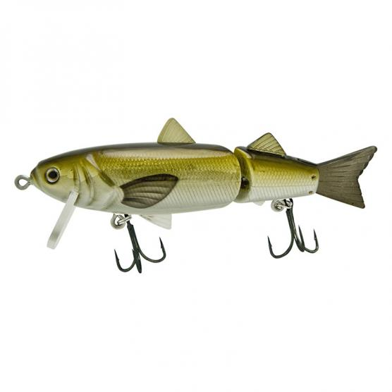 MOLIX MADER ALIVE COL. SILVER MINNOW