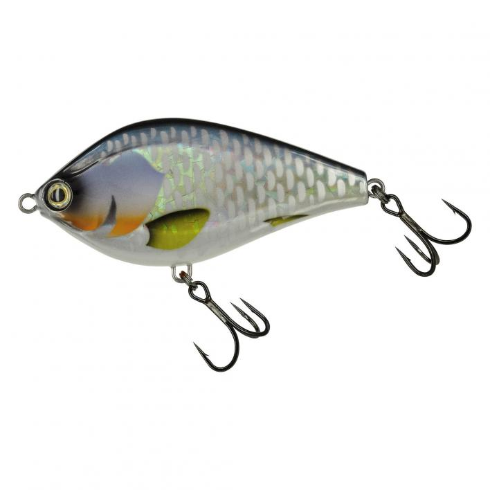 MOLIX PIKE JERK 105 SINKING COL. NATURAL SILVER