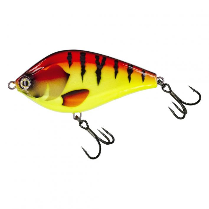 MOLIX PIKE JERK 105 SINKING COL. RED YELLOW TIGER