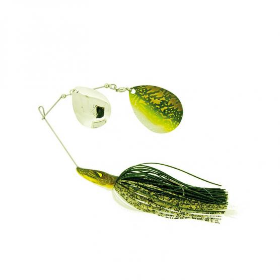 MOLIX PIKE SPINNERBAIT 1 OZ. DC COL. PIKE