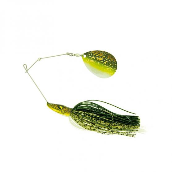 MOLIX PIKE SPINNERBAIT 42GR SC COL. PIKE