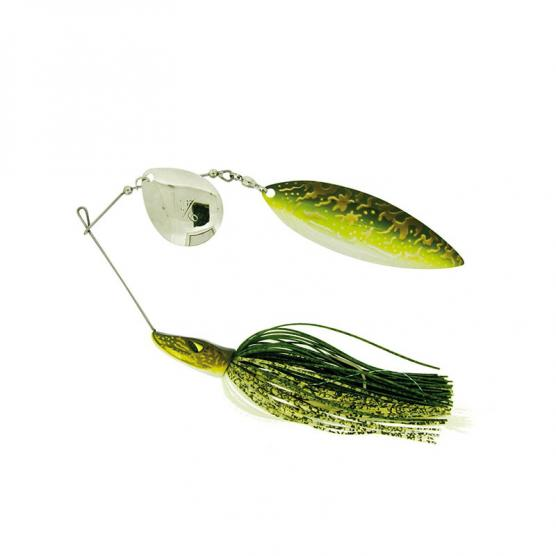 MOLIX PIKE SPINNERBAIT 42GR COL. PIKE