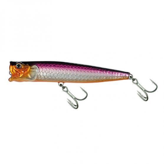 MOLIX POPPER 85T COL. PURPLE ORANGE BELLY