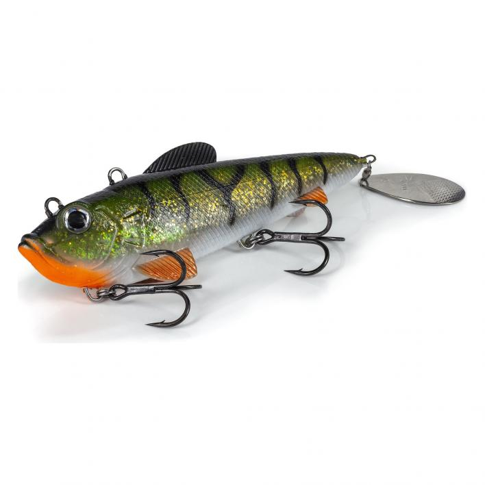 MOLIX SPIN SHAD 110 COL. PERCH