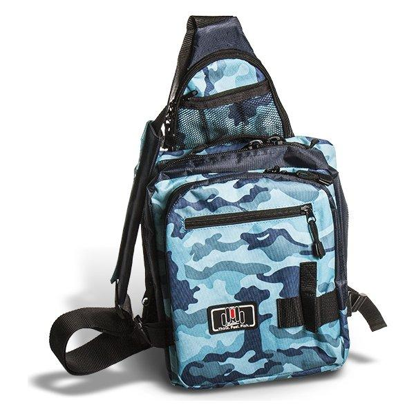 MOLIX STREET FISHING BAG NAVY/CAMO