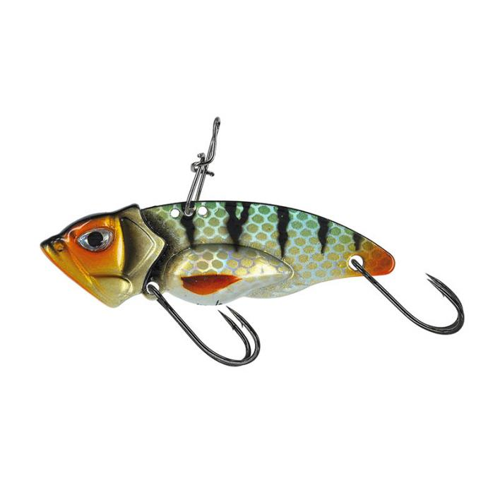 MOLIX TRAGO VIB 3/8 OZ. COL. METAL PERCH
