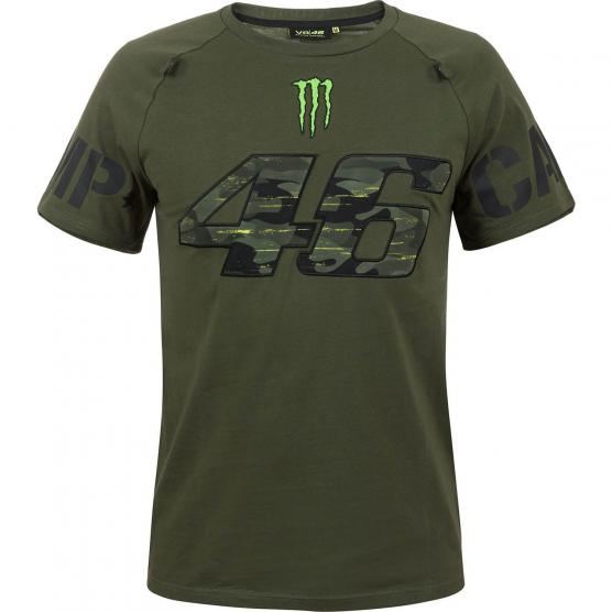 NS 325443 VR46 Monster Dual TShirt M