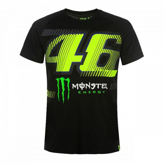 MONSTER VR46 T-SHIRT MONZA