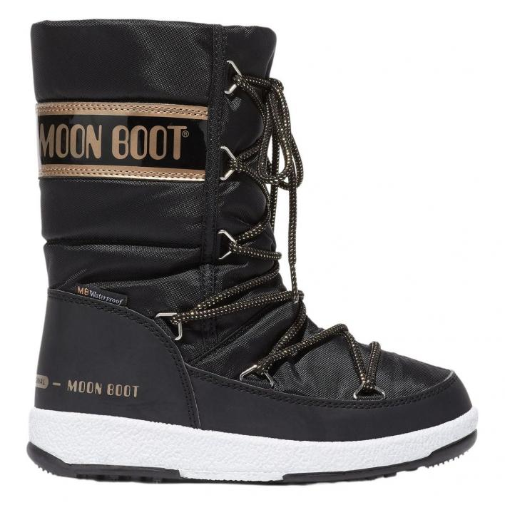 MOON BOOT PROTECHT JUNIOR QUILTED