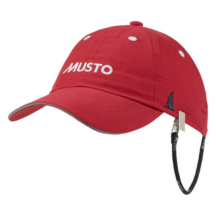 MUSTO ESSENTIAL FAST DRY CREW KAPPE