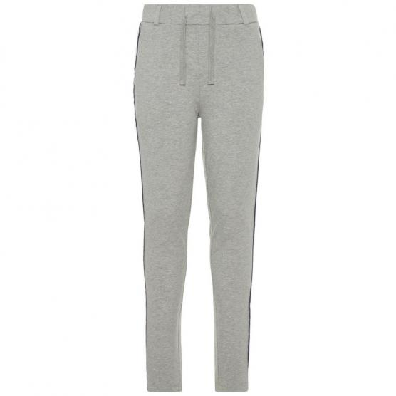 NAME IT NKFLEA BRU SWEAT PANT W TAPE