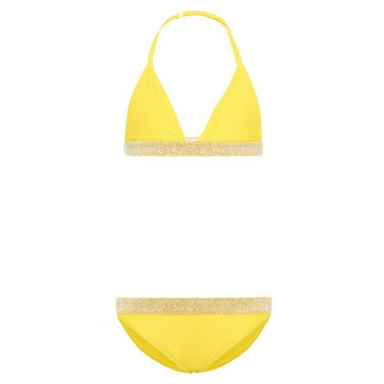 NAME IT NKFZILKE TRIANGLE BIKINI