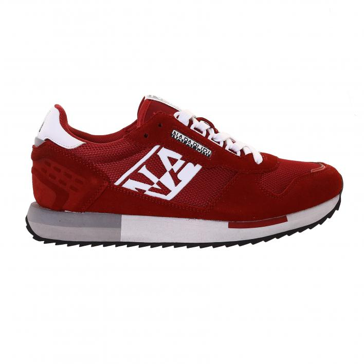 NAPAPIJIRI VIRTUS 01 SUM CHERRY RED