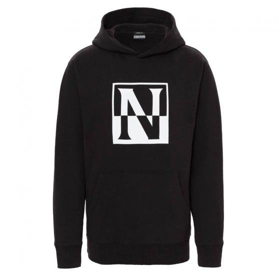 NAPAPIJRI BOADING BLACK STREET FLEECE