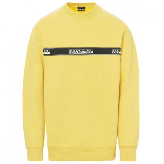 NAPAPIJRI BUENA SPARK YELLOW STREET FLEECE