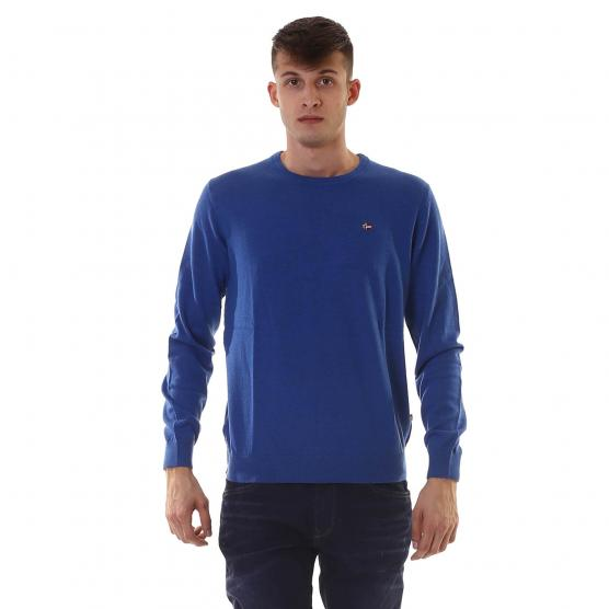 NAPAPIJRI DAMAVAND CREW MOUNTAIN BLUE