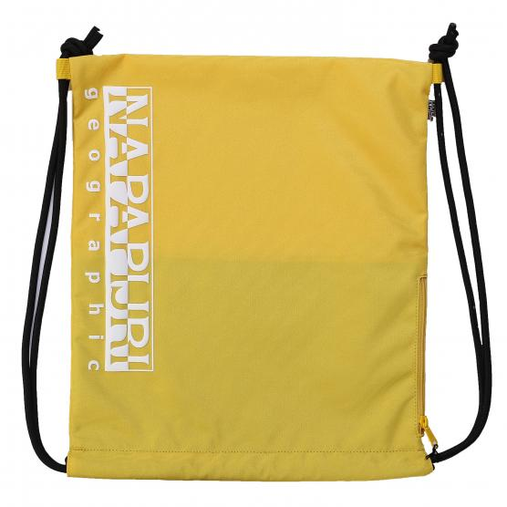 NAPAPIJRI HAPPY GYM SACK 1 FREESIA YELLOW