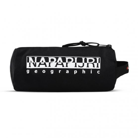 NAPAPIJRI HAPPY PENCIL CASE BLACK