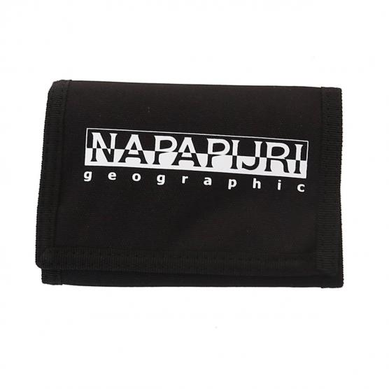 NAPAPIJRI HAPPY WALLET BLACK
