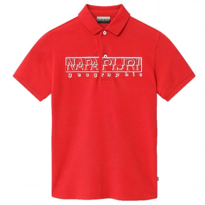 NAPAPIJRI POLO K EOLI BRIGHT RED