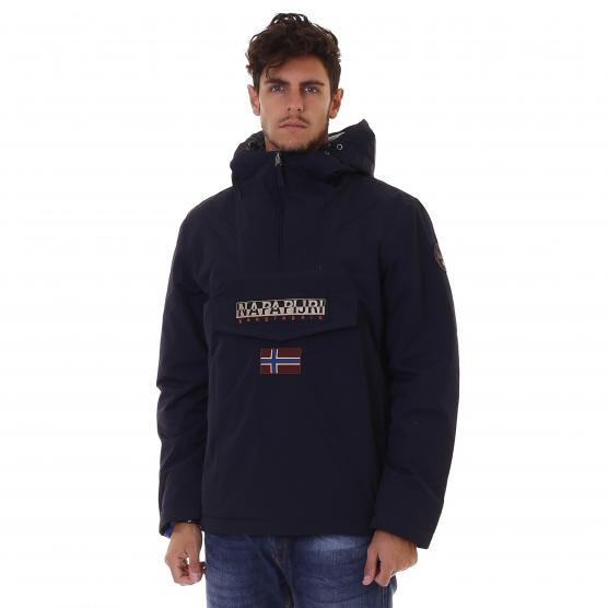 NAPAPIJRI RAINFOREST JACKETS WINTER 1 BLU MARINE