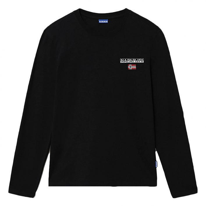 NAPAPIJRI S-ICE LS BLACK 041