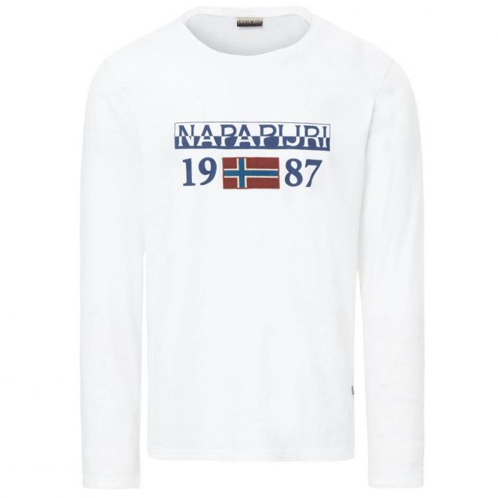 NAPAPIJRI SOLIN 1 BRIGHT WHITE 002