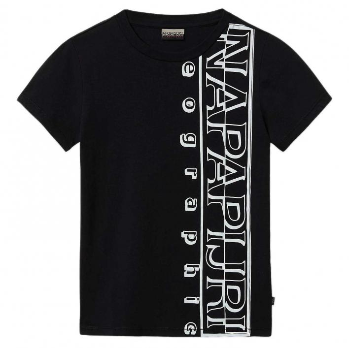 NAPAPIJRI T-SHIRT K SERI GREEN WAY