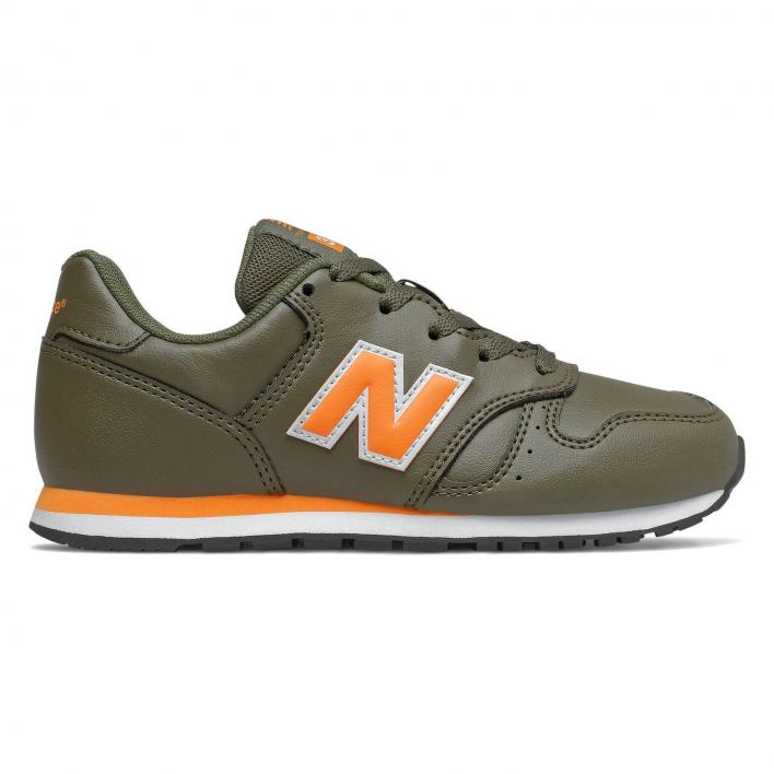 NEW BALANCE 373 DARK GREEN GS