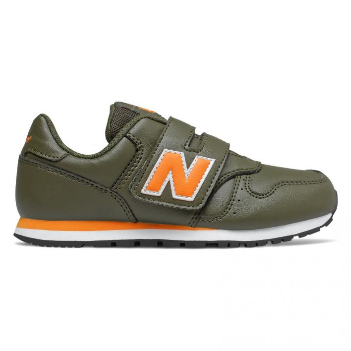 NEW BALANCE 373 DARK GREEN PS