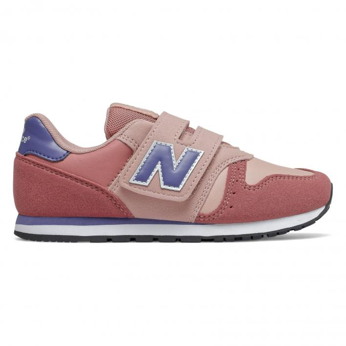 NEW BALANCE 373 PINK GRAY PS