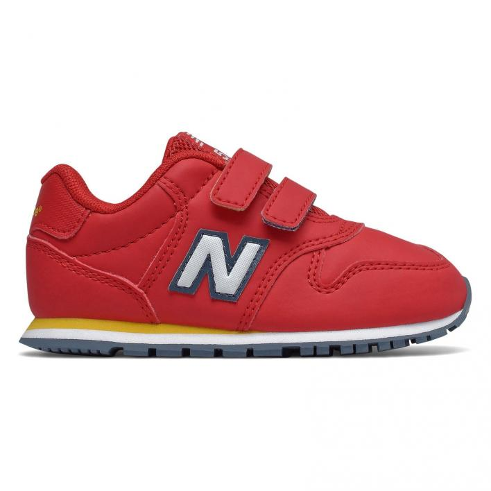 NEW BALANCE 500 CLASSIC RED INF