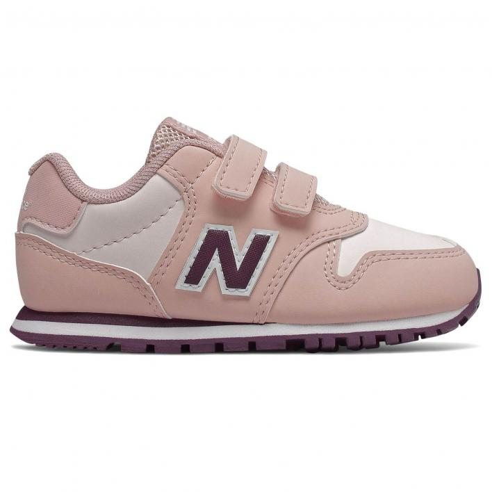 NEW BALANCE 500 PINK/PURPLE