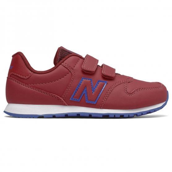 NEW BALANCE 500 RED/NAVY
