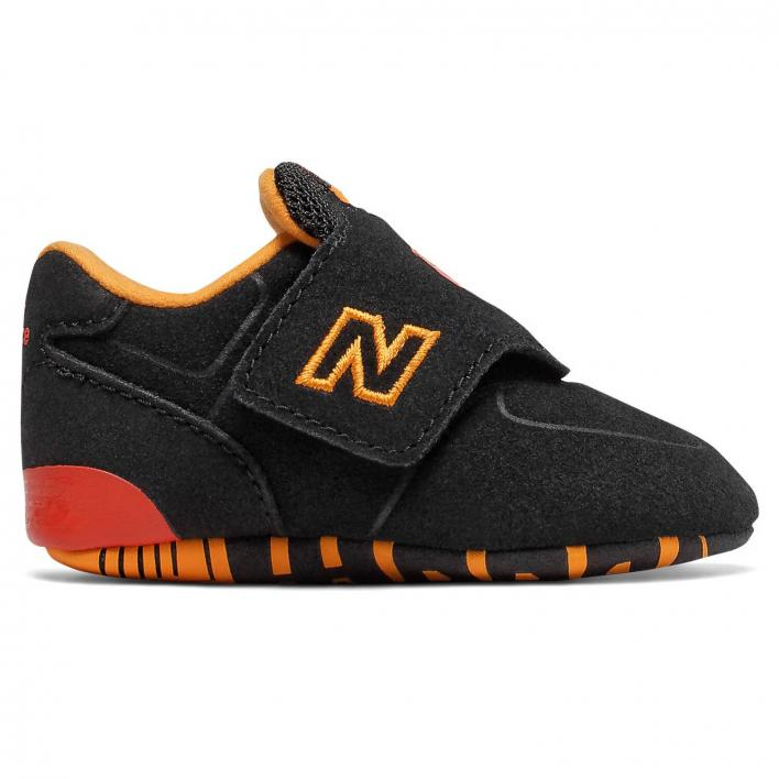 NEW BALANCE 574 BLACK/YELLOW