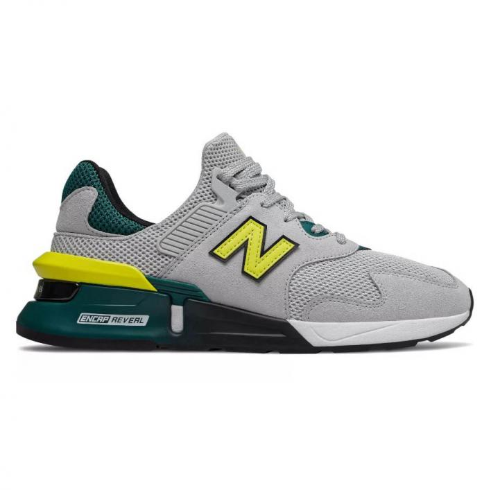 NEW BALANCE 997 SPORT GREY/YELLOW