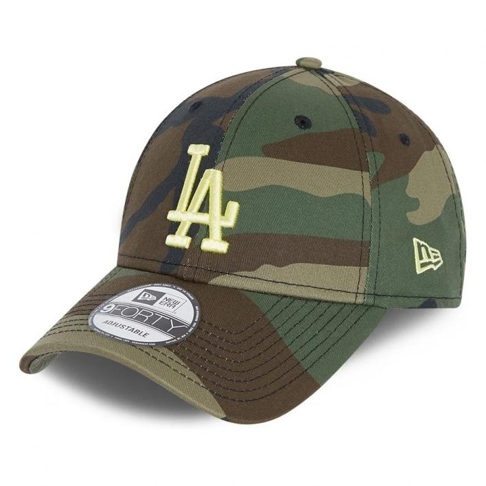 NEW ERA 9FORTY ALL OVER PRINT LOS ANGELES DODGERS YOUTH