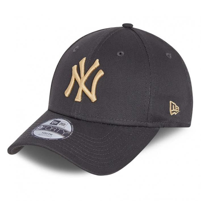 NEW ERA 9FORTY ESSENTIAL NEW YORK YANKEES YOUTH