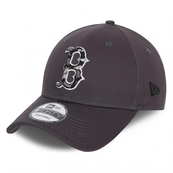 NEW ERA BOSTON RED SOX INFILL 9FORTY CAP