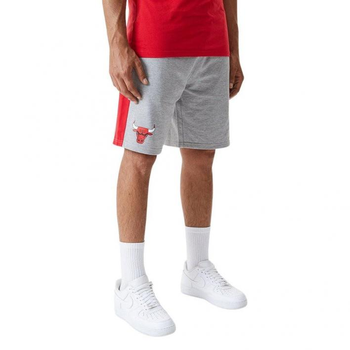 NEW ERA CHICAGO BULLS SIDE PANEL SHORT